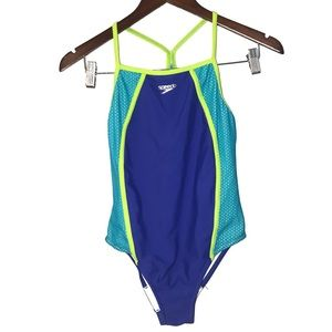 Speedo One-piece Swimsuit